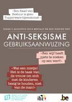 Cover Anti-seksisme: gebruiksaanwijzing