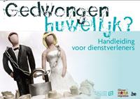 Cover Gedwongen huwelijk? Handleiding voor dienstverleners.