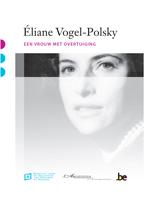 Cover Eliane Vogel-Polsky, een vrouw met overtuiging