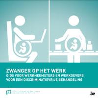 Cover Zwanger op het werk