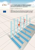 Couverture L'écart salarial entre les femmes et les hommes dans les états membres de l'UE