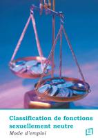 Couverture Classification de fonctions sexuellement neutre