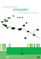 Cover De trajecten van vrouwen in de Belgische politiek