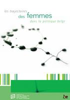 Couverture Les trajectoires des femmes dans la politique belge