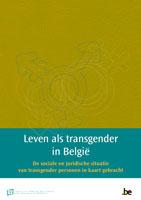 Cover Leven als transgender in België