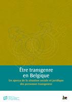Couverture Etre transgenre en Belgique