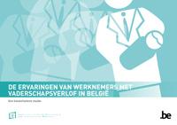 De ervaringen van werknemers met vaderschapsverlof in België