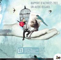 Couverture Rapport d'activités 2011